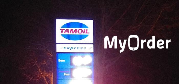 MyOrder app laat je betalen met je smartphone bij tankstation