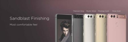 Huawei P9 kleuren