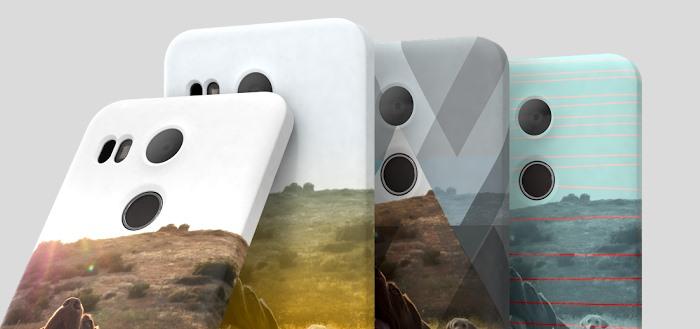 Zelfontworpen Photo Live Case als bescherming voor je Nexus smartphone
