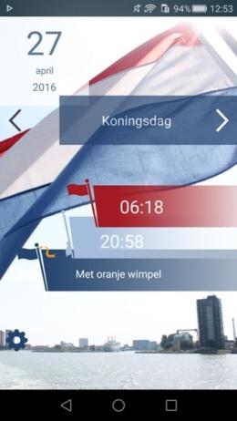 Vlaginstructie app