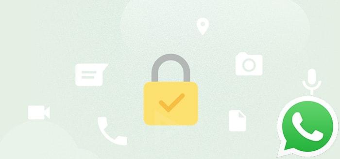 WhatsApp update brengt 'verificatie in twee stappen' voor extra beveiliging
