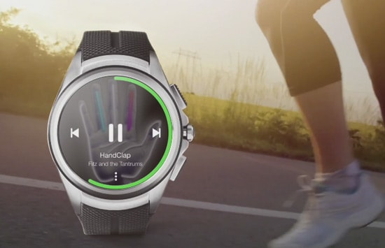 Android Wear 2.0 fitness
