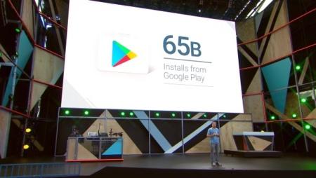 Dave Burke op Google I/O 2016