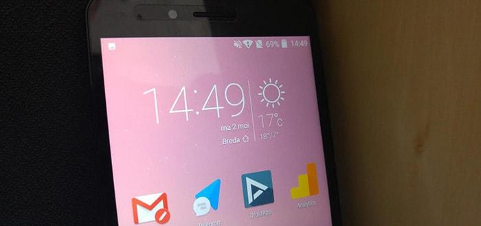 EMUI Android N thema uitgebracht voor Huawei- en Honor-toestellen