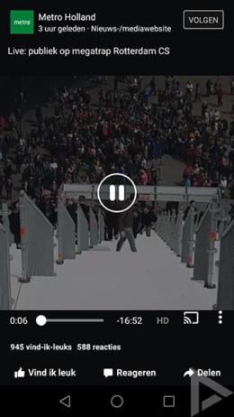 Facebook Chromecast