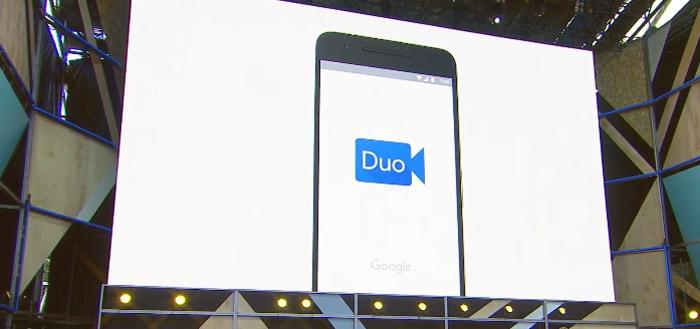 Google Duo: dit is de nieuwe app voor videobellen