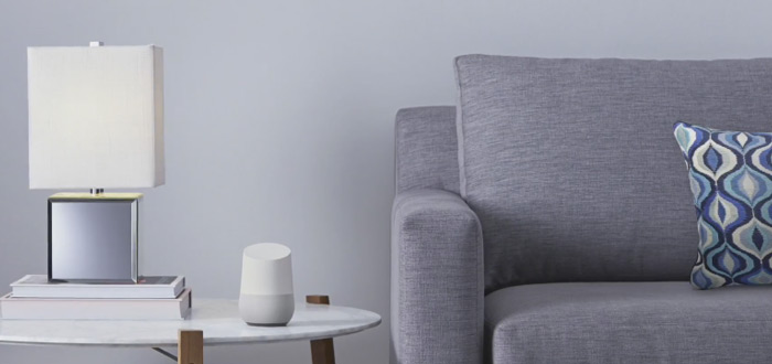 'Google komt met nieuwe, modernere Nest Home-speaker'