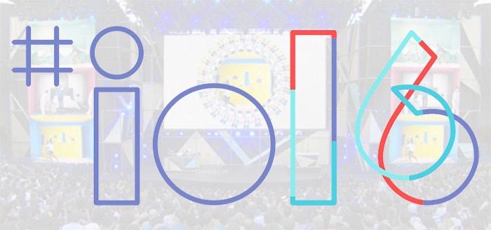 DroidApp Vandaag: samenvatting Google I/O 2016 en al het andere nieuws