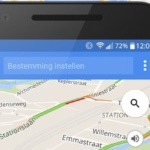 Google Maps: verschillende verbeteringen interface na server-side update