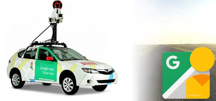 Google Street View nu nog beter op mobiele devices