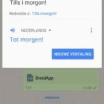 Google Translate 5.0