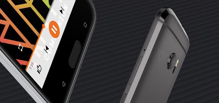 HTC brengt speciale app uit voor HTC 10 Ice View cover