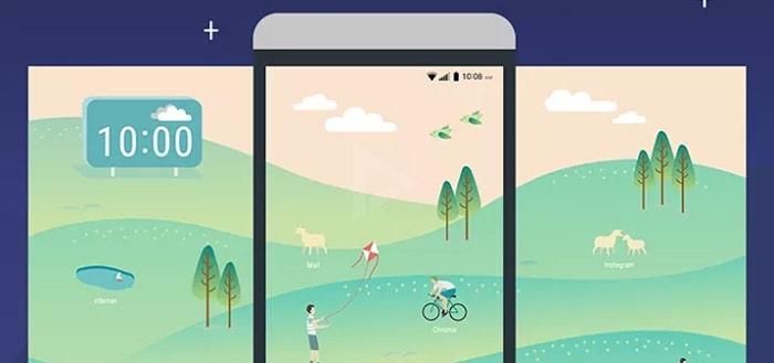 HTC Sense Home update brengt erg gave 'Freestyle mode' naar eerdere toestellen