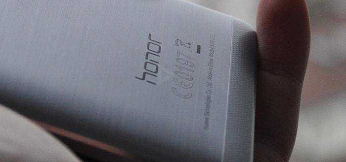 Honor V30: eerste glimp van achterkant en kleuren duikt op