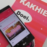 Kakhiel app: nieuwe update laat je eigen grappen delen en meer