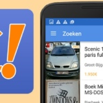 Kapaza app update brengt push-notificaties