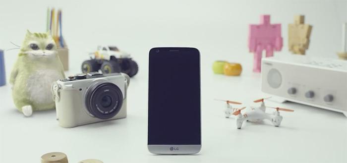 LG G5: V10c software-update brengt verbeteringen in accuverbruik