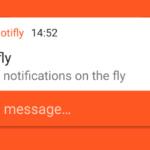 Notifly: direct berichten beantwoorden dankzij handige 'chat-heads'