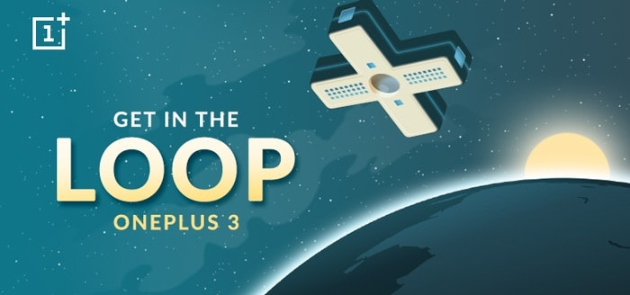 OnePlus 3 introductie te beleven met (gratis) OnePlus Loop VR-bril