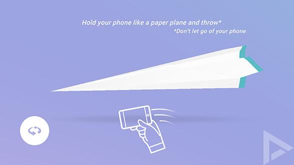 Google Paper Planes