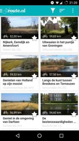 Route.nl App
