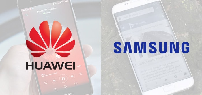 Onderzoek: Samsung, Apple en Huawei meest populaire smartphones in Nederland