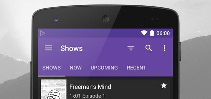 SeriesGuide: een complete app voor de serie-liefhebber
