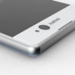 Sony Xperia C6 Ultra: selfie-smartphone te zien in render-video