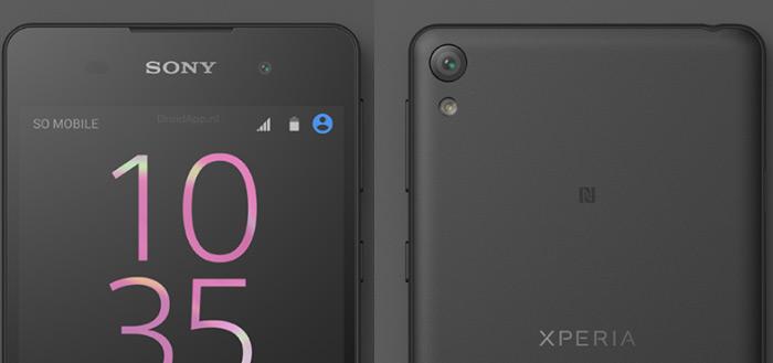 Aldi gooit Sony Xperia E5 in aanbieding: dit moet je weten