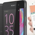 Sony Xperia E5: vriendelijk geprijsde smartphone nu in Nederland