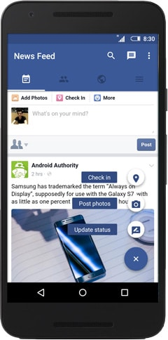 Swipe for Facebook 4.0