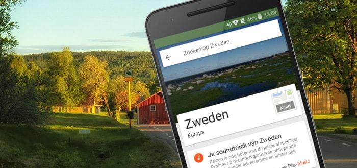 Google en TripAdvisor gaan samenwerken: kom in de stemming met vakantie-muziek