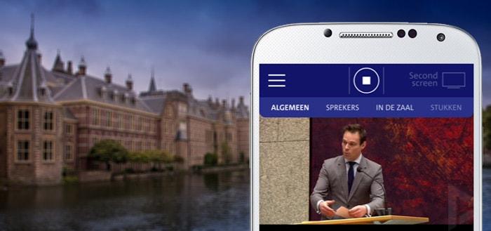 Debat Direct app: volg live de debatten uit de Tweede Kamer