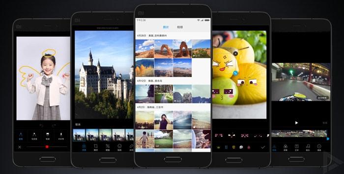 Xiaomi Mi Max MIUI 8