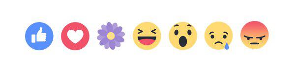 facebook bloemen emoji