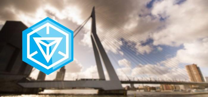 Niantic organiseert eind mei Ingress Anomaly evenement in Rotterdam