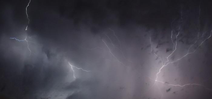 Onweer radar apps voor Android: volg de bliksem realtime
