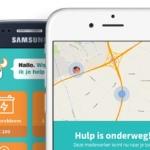 Pechhulp zonder abonnement met de RoadGuard app
