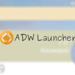 ADW Launcher na 3 jaar compleet vernieuwd met versie 2.0
