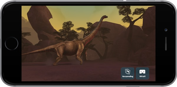 AH Dino app