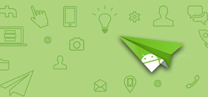 AirDroid 3.5 voor PC: meer mogelijkheden bestandsbeheer voor Android