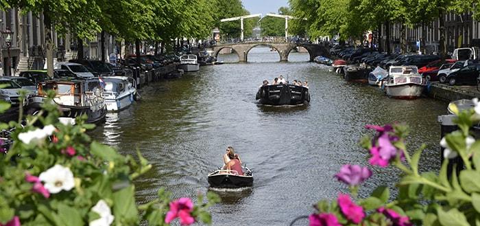 VaarWater app: ontdek Amsterdam vanaf het water