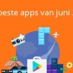 De 12 beste apps van juni 2016