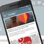 DroidApp App 2.0: nieuwe functies, sneller en beter
