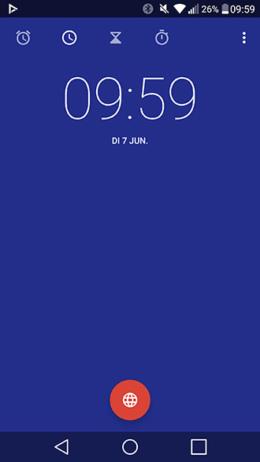 Google Clock 4.4