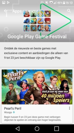 Google Play Game Festival
