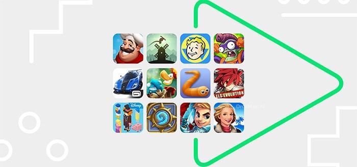 Google Play Game Festival: exclusieve content en aanbiedingen in juni
