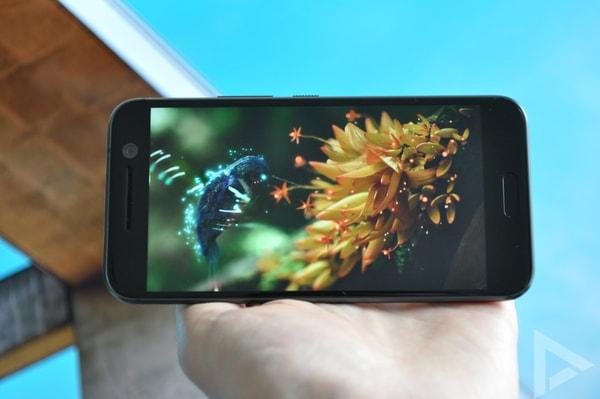 HTC 10 video