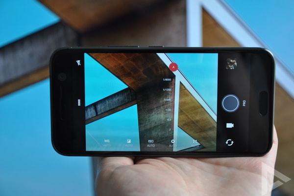 HTC 10 pro camera