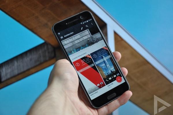 HTC 10 thema's